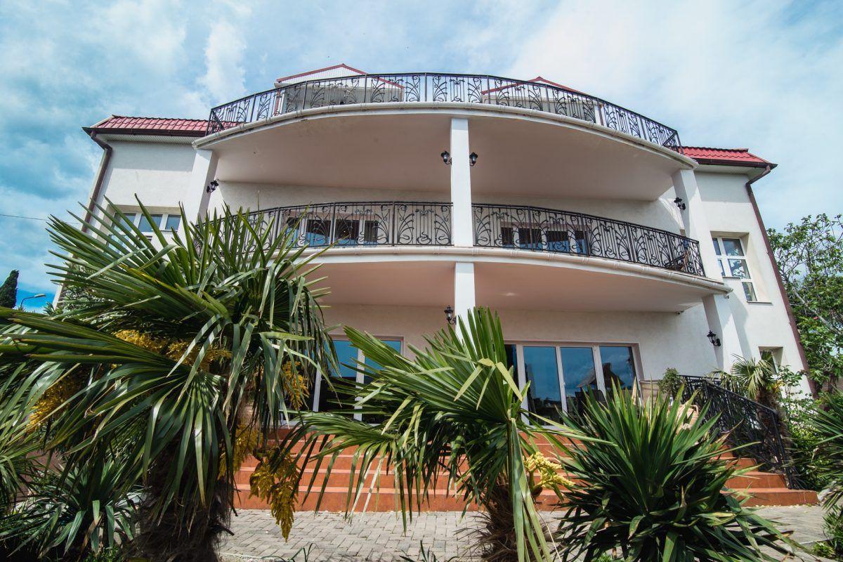 Лучший мини отель Алупки (Южный берег Крыма) | гостиница Вилла Онейро