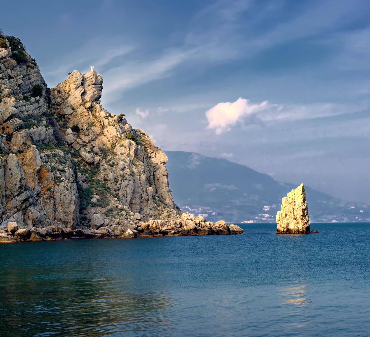 Отдых летом в Крыму в Алупке