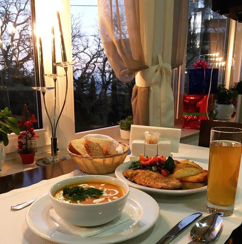 Комплексный обед в Алупке
